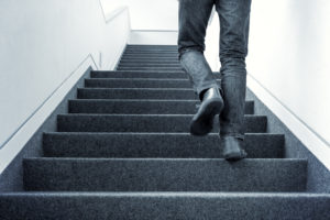 take the stairs -- travel fit tips