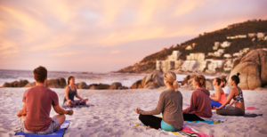 make time to meditate -- travel fit tips