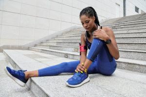 reduce injury -- weightlifting for women