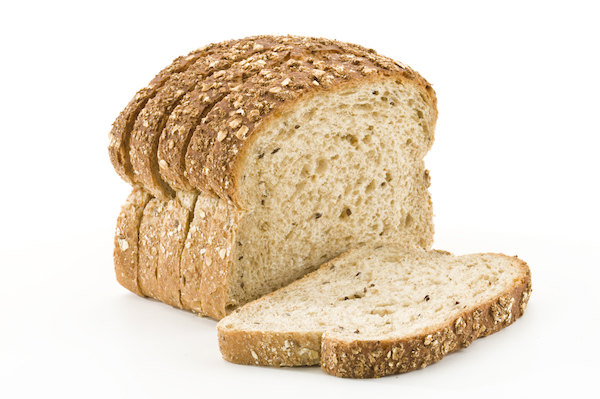 healthy bread- whole grain bread
