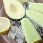 Avocado Popsicles
