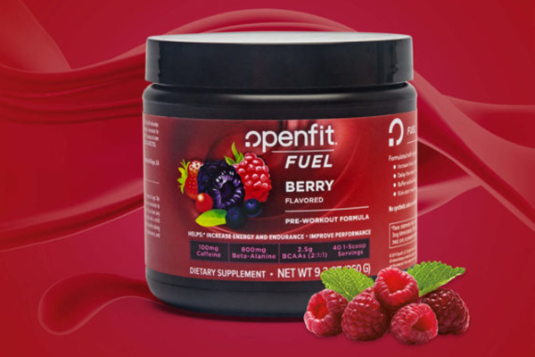 picture of openfit fuel bottle | how can I bulk up