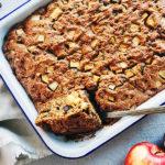 Apple Raisin Cake recipe