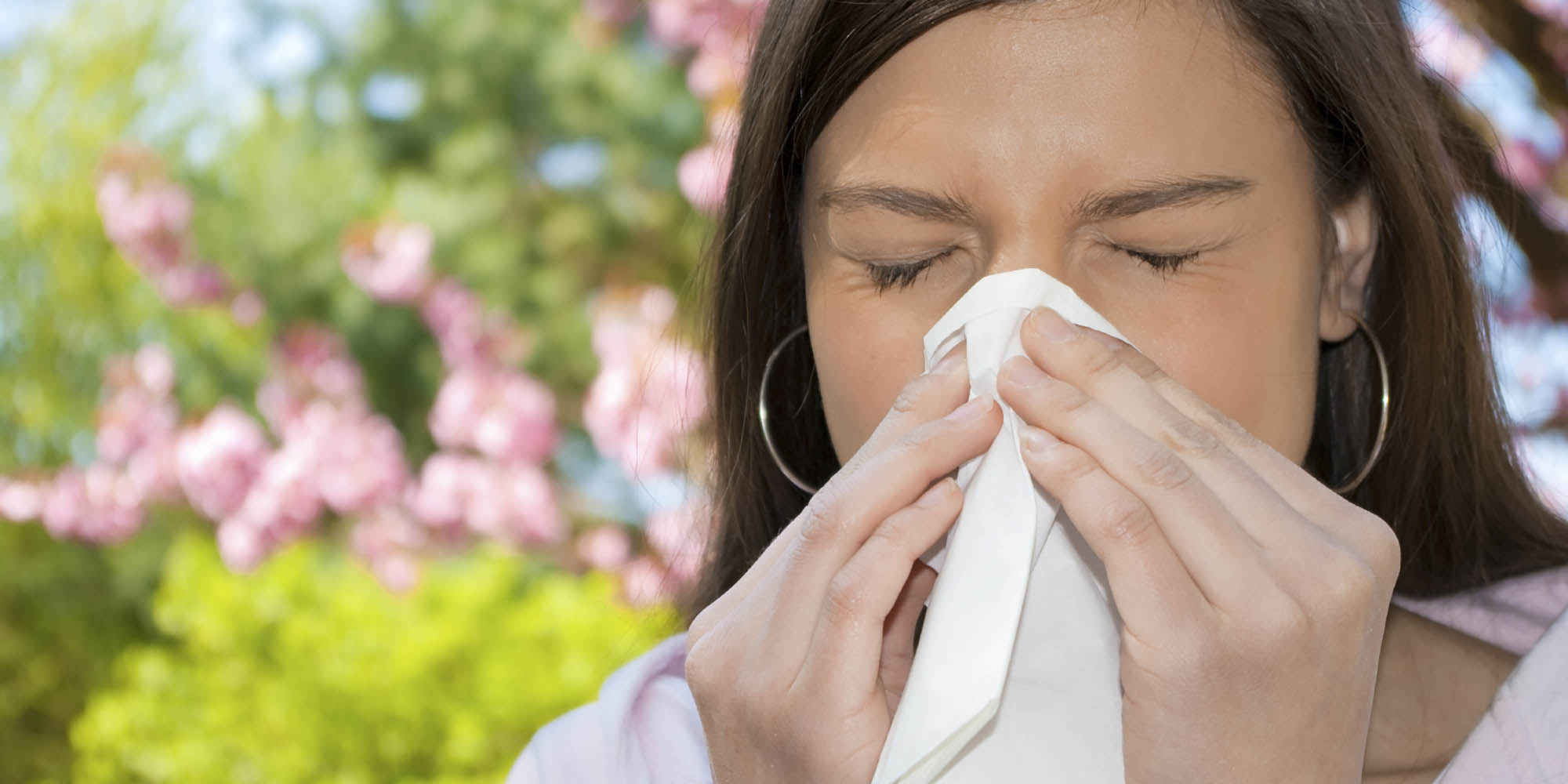 6 Ways to Relieve Spring Allergies