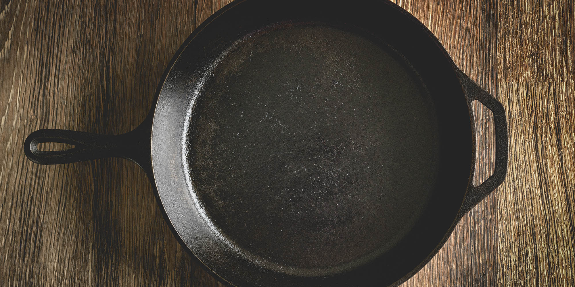 How to Clean Cast-Iron Pans