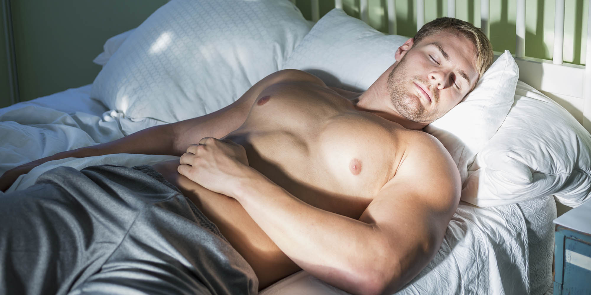 Can You Really Gain Muscle While You Sleep?