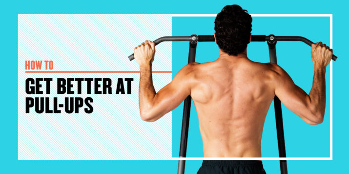 How to Get Better at Pull-Ups