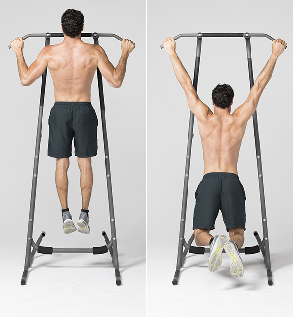 How to Get Better At Pull-Ups - Side to Side