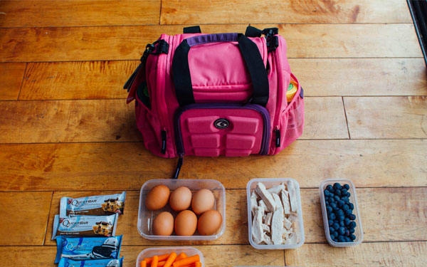 insulated meal prep bag
