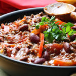 Vegan Habanero Chili