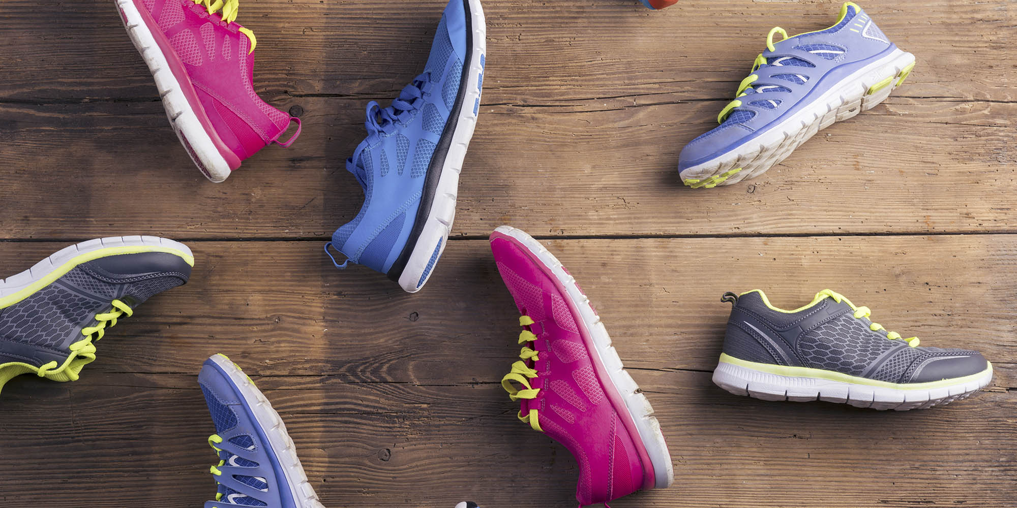 The Best Shoe for Every Type of Workout