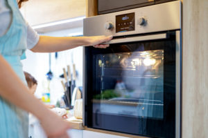 preheat the oven -- how to roast a turkey