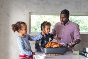 add seasoning -- how to roast a turkey
