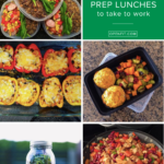 Tempting meal prep lunches