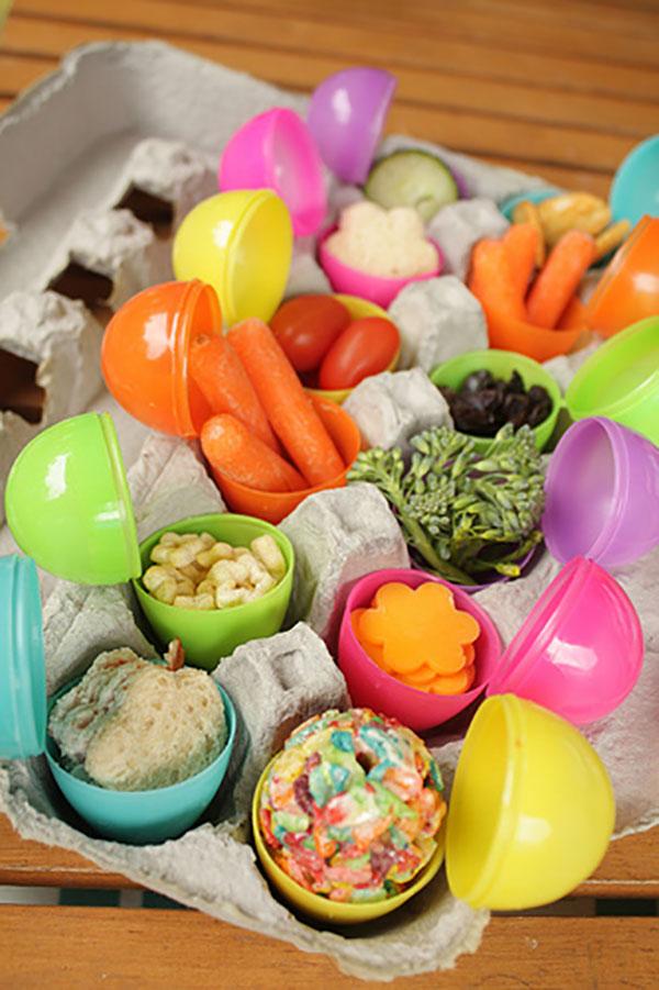 Easter Egg Lunch Box