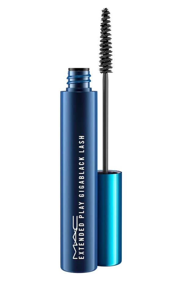 sweat proof mascara- mac mascara