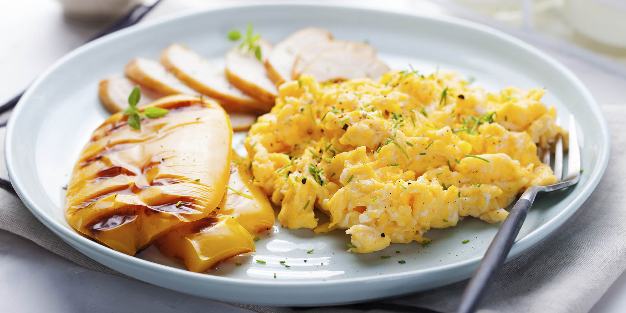 How to Make Scrambled Eggs