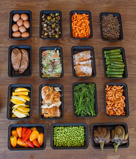 Buffet Style Meal Prep or Spring
