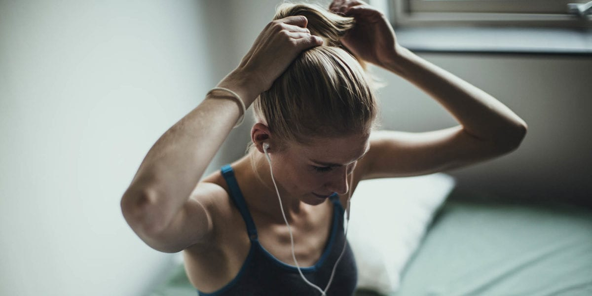 Is Working Out Before Bed a Bad Idea? | Openfit