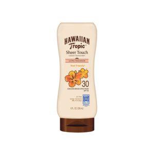Hawaiian Tropic sunscreen