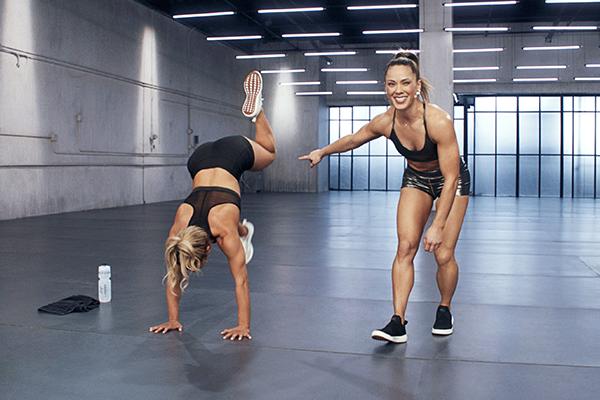 carmel and julian jbyb | hard bodyweight exercises