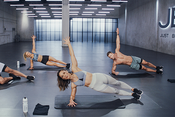 jbyb trainers side plank | hard bodyweight exercises