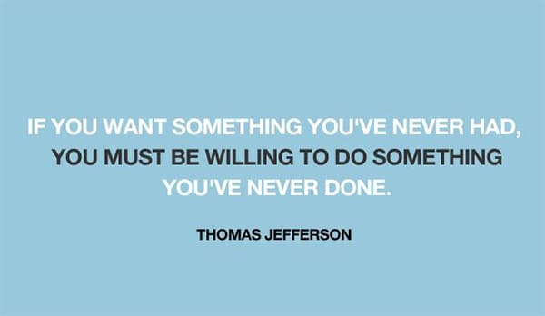 Motivational Quotes: Thomas Jefferson