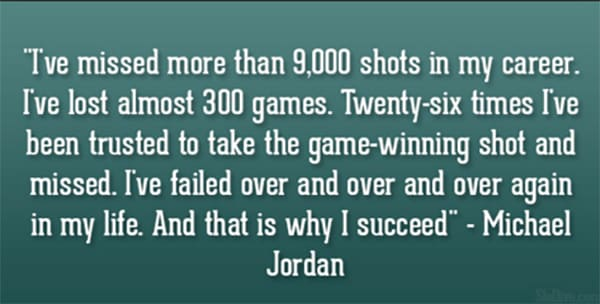 Motivational Quotes: Michael Jordan