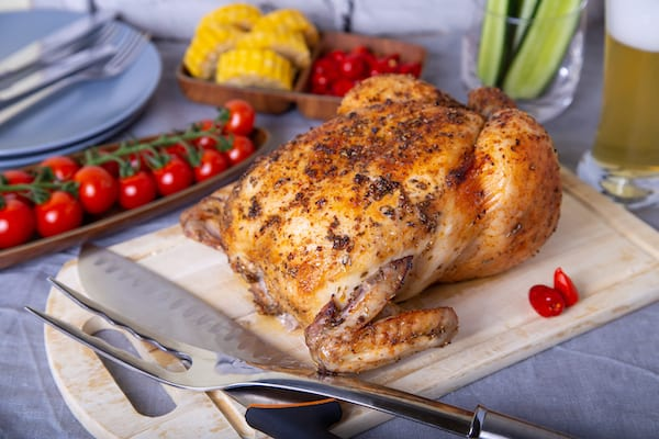 leptin diet - rotisserie chicken