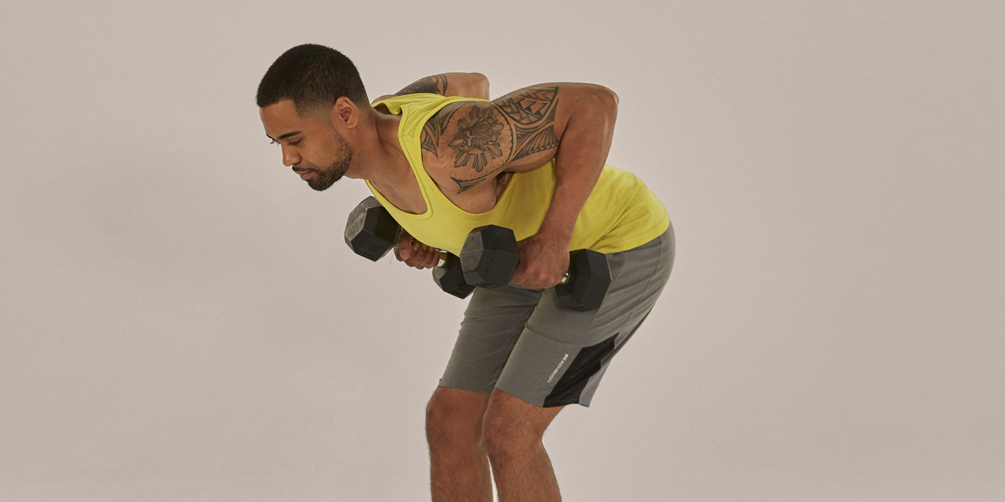 How to Do a Dumbbell Bent-Over Row