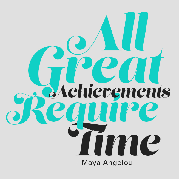 Motivational Quotes: Maya Angelou