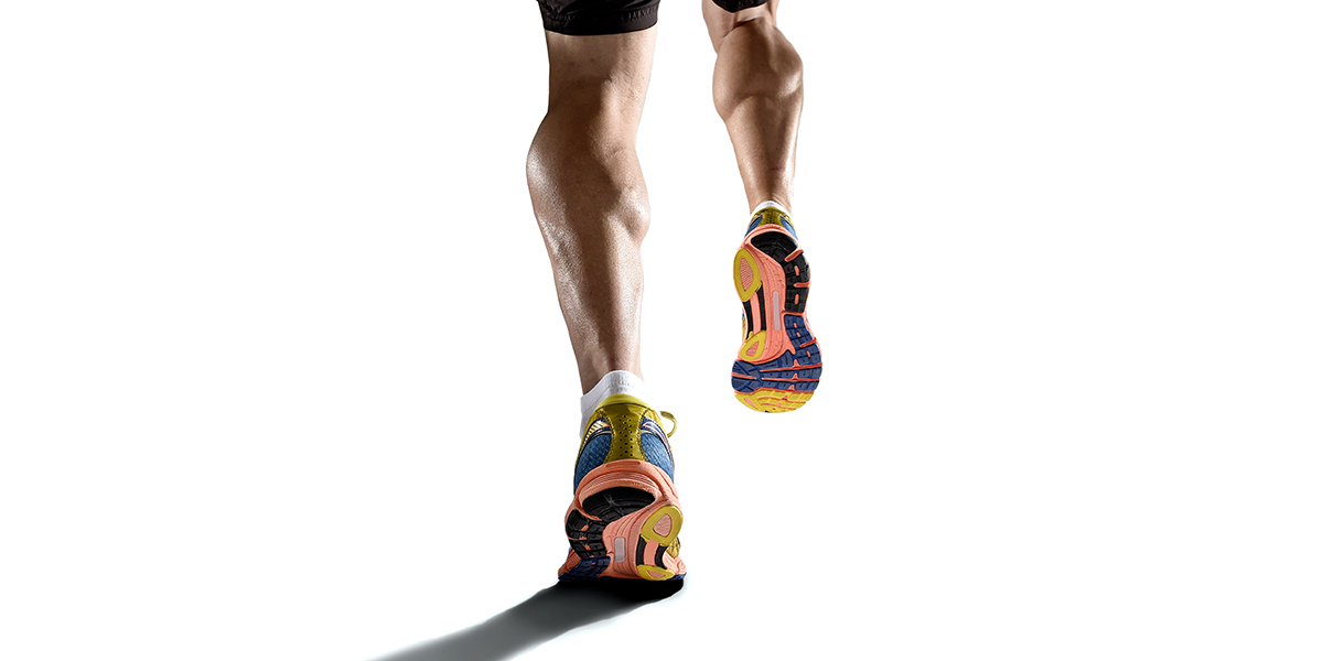 how to get bigger calves- runners calves
