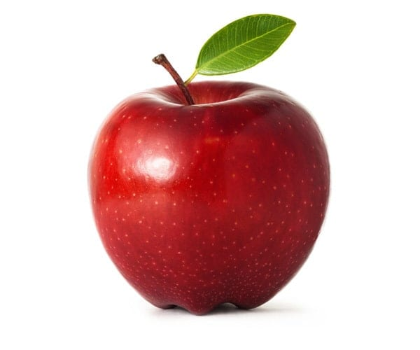 Apple Types - Red Delicious