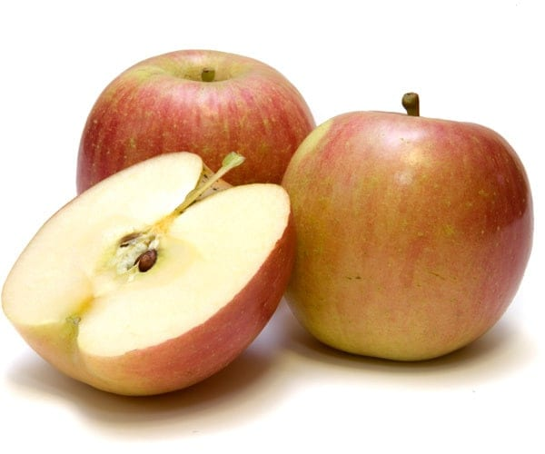 Apple Types - Fuji