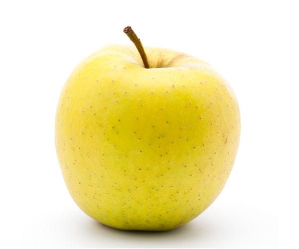 Apple Types - Golden Delicious