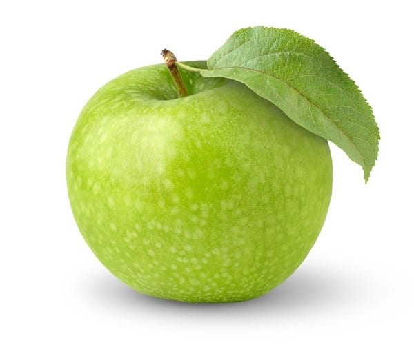 what to put in protein shake - green apple