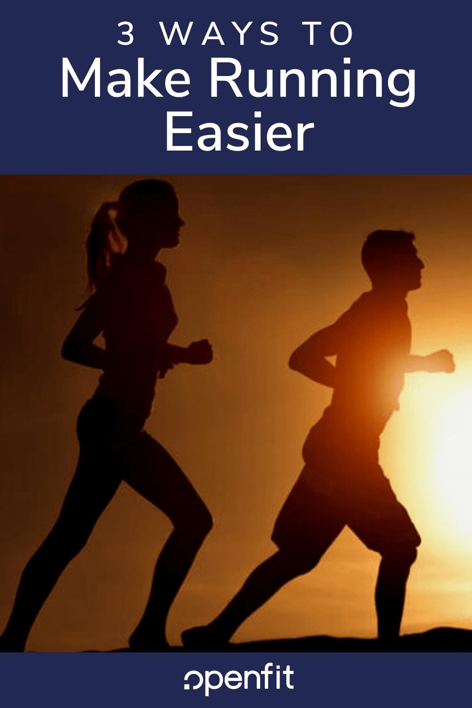 make running easier pin image