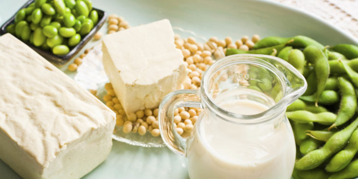 gaining weight on a vegan diet- soy products