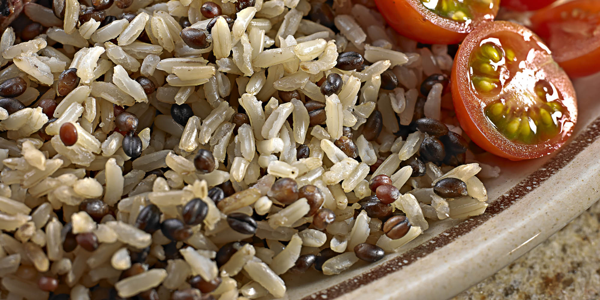 is wild rice the healthiest type of rice