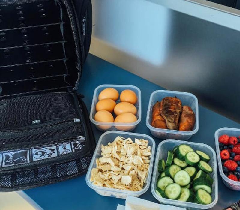 Meal Prep Bag