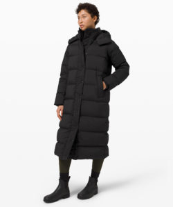 Wunder Puff Jacket--best cold weather exercise gear
