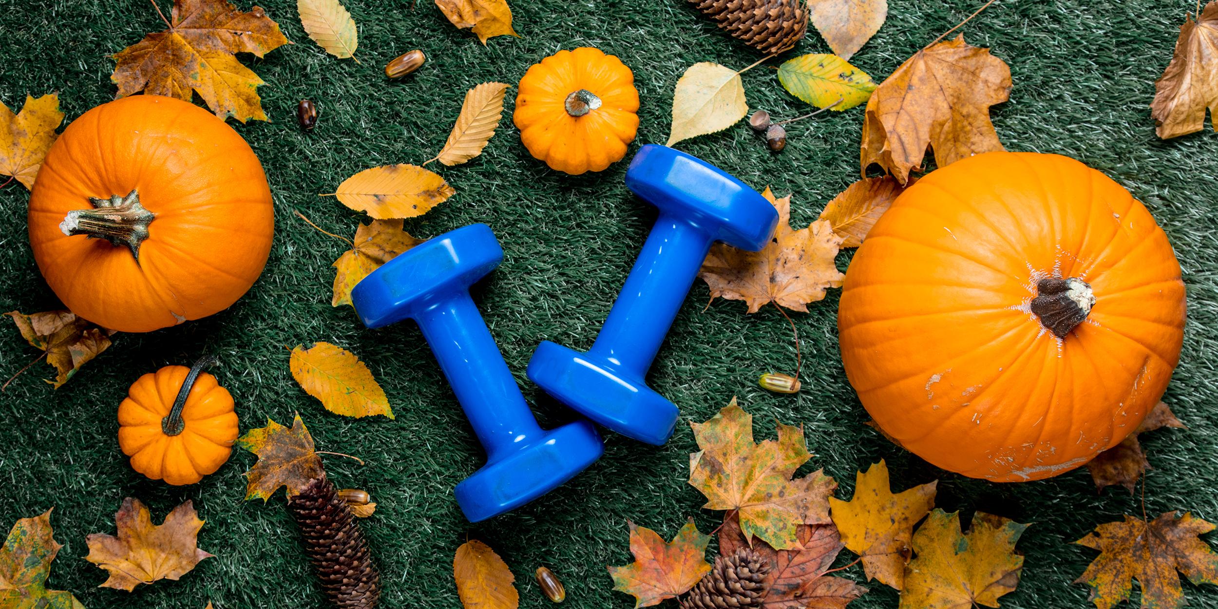 5 Fun Pumpkin Exercises to Do This Halloween