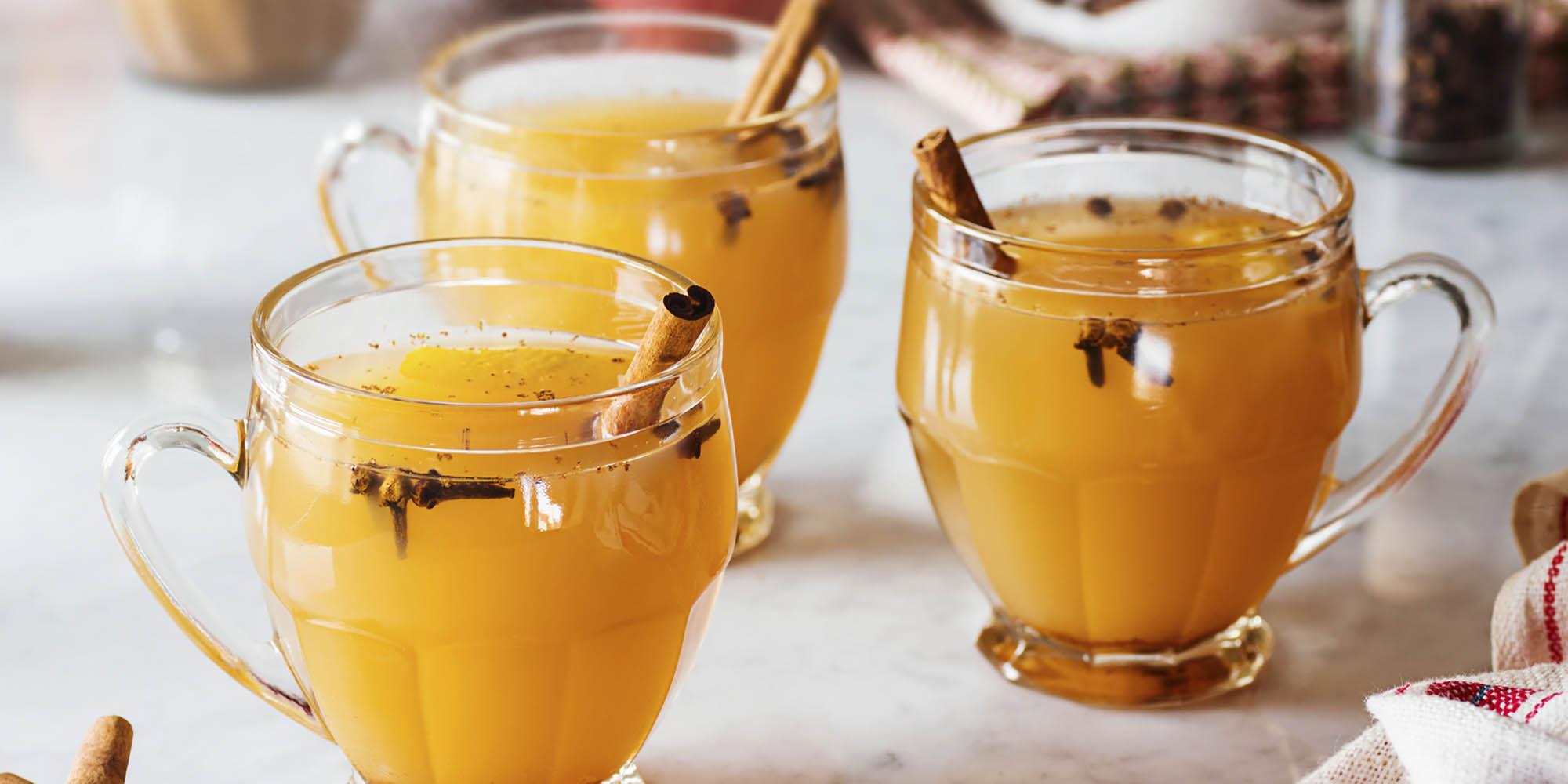 7 Fall-Themed Drinks That Aren't a Pumpkin Spice Latte