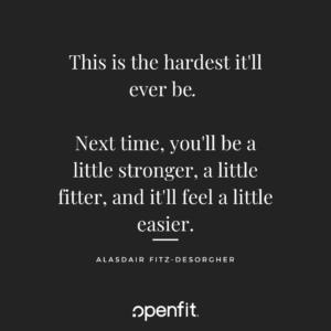 openfit trainer quotes alasdair fitz-desorgher