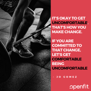 openfit trainer quotes jo gomez