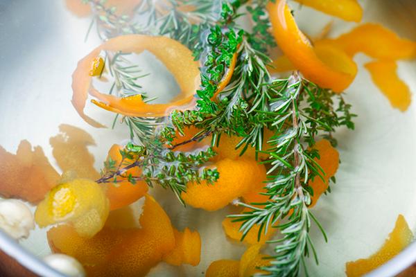 citrus brine | how to brine a turkey
