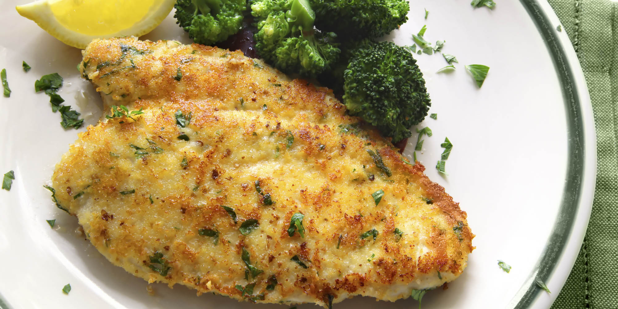 How to Make Healthier Versions of Fried Foods