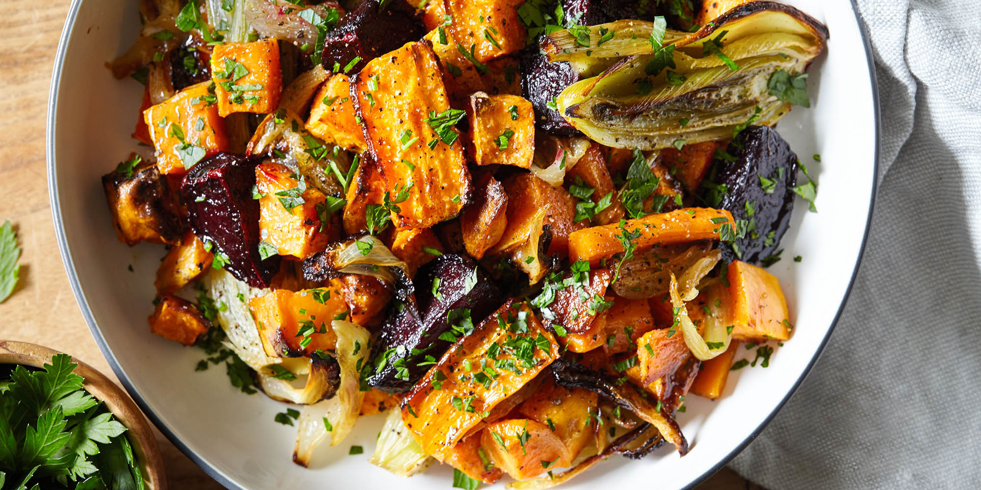 31 Thanksgiving Vegetable Side Dishes