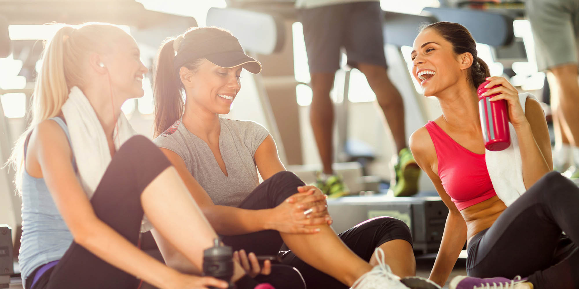 The Funny Fitness Glossary
