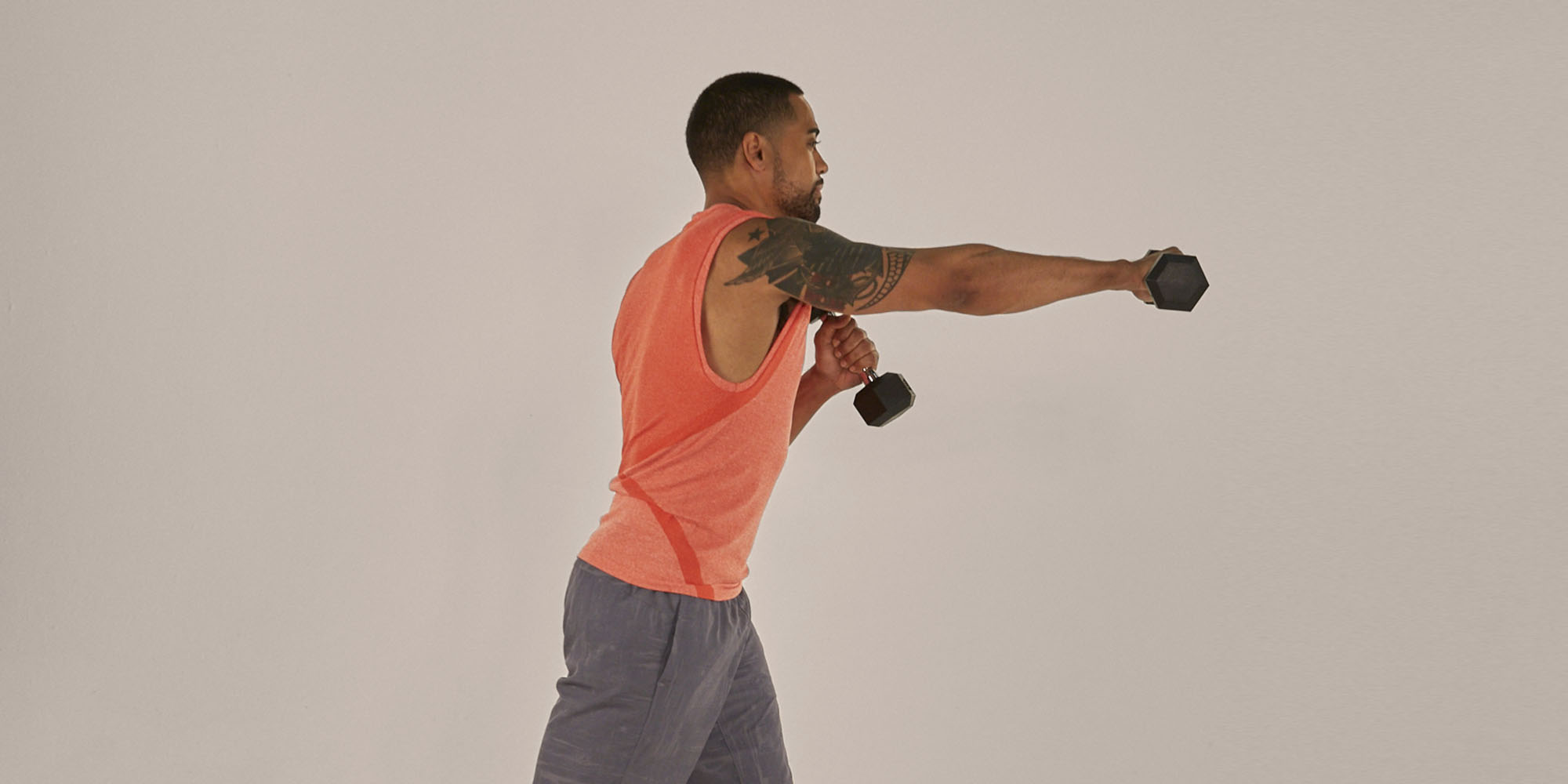 How To Do the Standing Rotational Punch